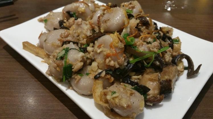 Ying ker lou hakka nook in pavilion kl woktravels for Abacus cuisine of china